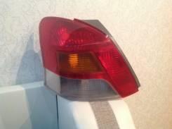 Стоп-сигнал. Toyota Vitz, SCP90