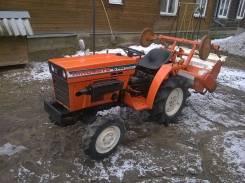 Hinomoto. Мини трактор C 144, 1 000 куб. см.