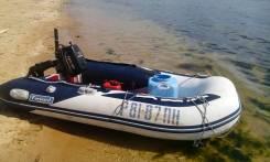 Forward. Год: 2011 год, длина 2,90м., двигатель подвесной, 4,00л.с., бензин