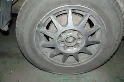Автошины с дисками 5 дыр мазда. 6.0x15 5x100.00 ЦО 114,3мм.