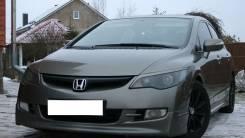 Накладка на фару. Honda Civic