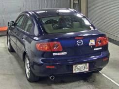 Крепление крышки багажника. Mazda Axela, BK3P, BKEP, BK5P Mazda Mazda3