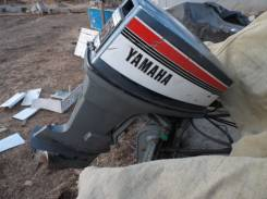 Yamaha. 55,00л.с., 2х тактный, бензин, нога L (508 мм), Год: 1988 год