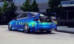 Спойлер. Acura TSX