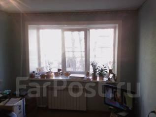 1-комнатная, село Бычиха улица Новая 19. Индустриальный, частное лицо, 33 кв.м.