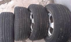 Bridgestone Turanza ER300. Летние, 2011 год, износ: 30%, 4 шт