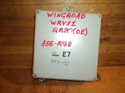 Блок управления двс. Nissan Wingroad, WRY11 Двигатель QR20DE
