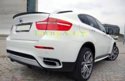 Спойлер. BMW X6, E71