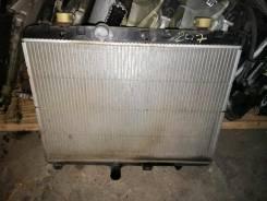 Радиатор охлаждения двигателя. Peugeot 207 Двигатели: EP6, EP6C