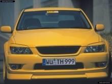 Решетка радиатора. Toyota Altezza Lexus IS200