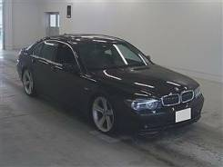 BMW 7-Series. E65 E66, MOTOR N62