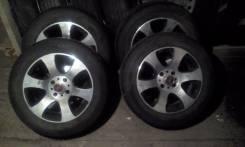 Продам колеса на литье для автомобиля лада. 5.5x14 4x98.00 ET-35
