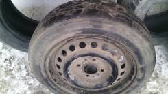 Продам одно колесо. x15 4x114.30