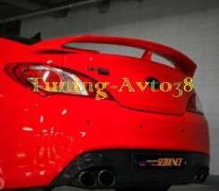 Спойлер. Hyundai Coupe