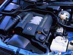 Крышка двигателя. Mercedes-Benz E-Class