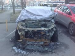 Land Rover Range Rover Evoque. Эвог после пожара