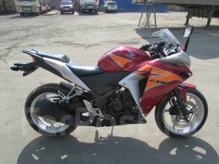 Honda CBR 250. 250 куб. см., птс, без пробега. Под заказ