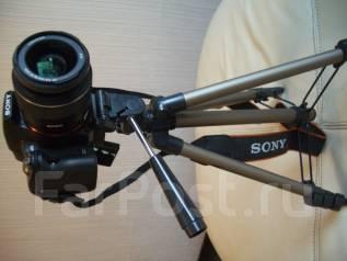 Sony Alpha SLT-A55. 15 - 19.9 Мп, зум: 4х