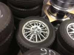Dunlop SP Max Trak Grip. Зимние, без шипов, 2014 год, износ: 5%, 4 шт