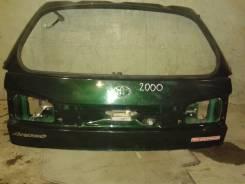 Дверь багажника. Toyota Vista Ardeo, AZV50, AZV50G, AZV55, AZV55G, SV50, SV50G, SV55, SV55G, ZZV50, ZZV50G