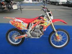Honda CRF 450X. 450 куб. см., птс, без пробега