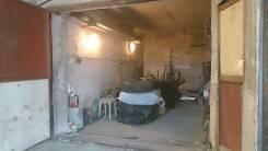 Гаражи кооперативные. переулок Камский 12, р-н Столетие, 38 кв.м., электричество, подвал. Вид изнутри