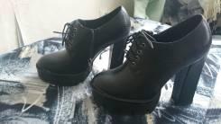 Модные ботинки за 1800 р.37. Акция длится до 30 июня