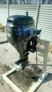 Tohatsu. 30,00л.с., 4х тактный, бензин, нога S (381 мм), Год: 2005 год