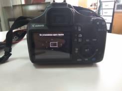 Canon EOS 1100D Kit. 10 - 14.9 Мп, зум: 5х