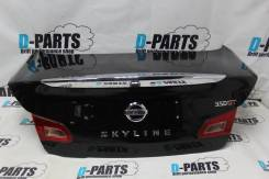 Крышка багажника. Nissan Skyline