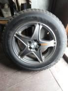 Продам жирные зимние колеса на литье 195/65/15 bridgestone ice partne. x15 5x100.00