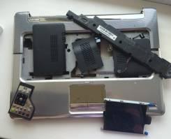 Отдам бесплатно части копуса и винты для ноутбука HP Pavilion dv5