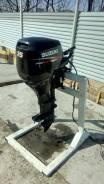 Suzuki. 25,00л.с., 4-тактный, бензиновый, нога L (508 мм), Год: 2011 год