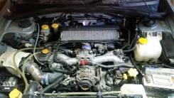 Двигатель в сборе. Subaru Forester, SG5, SG9 Двигатель EJ205