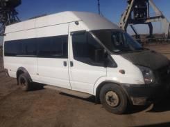 Ford Transit. Продам микроавтобус FORD Transit Sollers B-BF 2014г. в., 3 000 куб. см., 19 мест