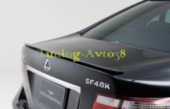 Спойлер. Lexus