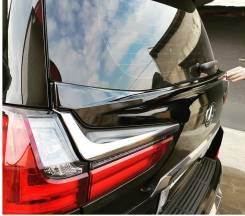Спойлер. Lexus LX570