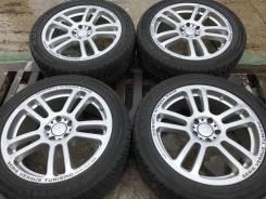 Шикарные японские колеса! 215/50R17 + Rays 7jj +48 pcd 5x100