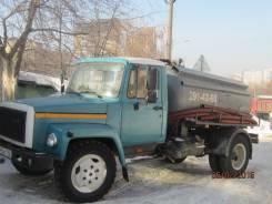 ГАЗ 3307. Продам АС машину, 4,00куб. м.