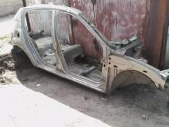 Стойка кузова. Renault Sandero