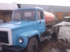 ГАЗ 3307. Ассенизаторная , 4 460 куб. см.