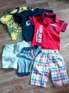 Набор летней одежды для мальчика. Рост: 86-98 см