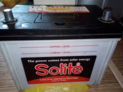 Solite. 83 А.ч., правое крепление, производство Корея