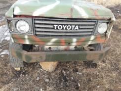 Toyota Land Cruiser. FJ61V, 2F