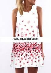 Платья-туники. 46, 48