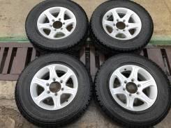 Недорогие колеса на хайс и тд. 15inch 6jj +25 с ATшкой 225/70R15. 6.0x15 6x139.70 ET25