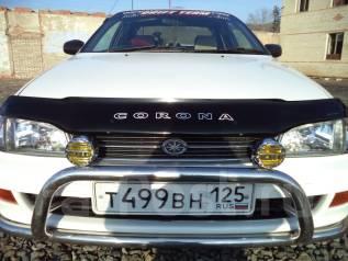 Toyota Corona. автомат, передний, 2.0 (80 л.с.), дизель, 226 000 тыс. км