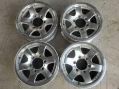 Toyota Hiace. 6.5x15, 6x139.70, ET30