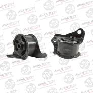 Подушка двигателя. Honda: Civic Ferio, Civic, Integra SJ, CR-V, Domani, Partner, Orthia, Ballade, Stepwgn, S-MX Двигатели: D16B1, P6DD6, B16A6, D15Y1...
