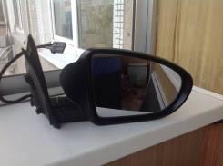 Зеркало заднего вида боковое. Nissan Dualis, J10
